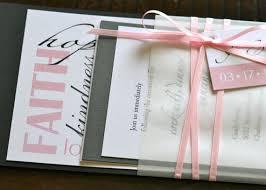 layered wedding invitations layered wedding invitations items similar to faith block custom
