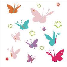 deco papillon chambre deco papillon chambre fille arbrepapgd stickers bro stickers