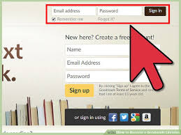 how to become a goodreads librarian 11 steps with pictures