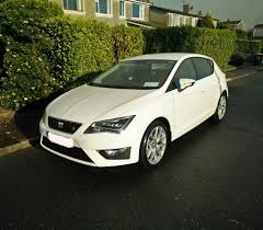 picked up my 2016 seat leon fr yesterday the spanish cousin of