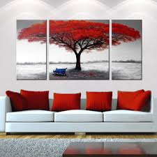 painted the snowflakes 3 gallery wrapped canvas