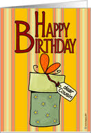 family birthday cards for cousin from greeting card universe