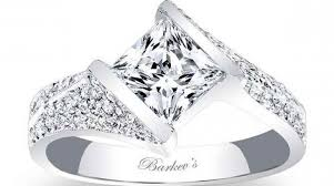 new rings images New designs of princess cut engagement rings jpeg