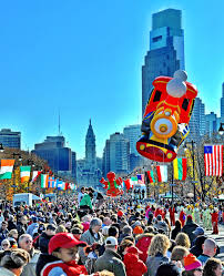 Philly Thanksgiving Day Parade Photo S Of The Day Happy Thanksgiving Philadelphia Don T Miss