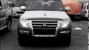 mitsubishi galant 2015 interior mitsubishi pajero 3 8 swb two door full option year 2015 in