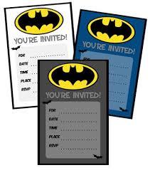 best 25 batman invitations ideas on batman