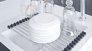 Kitchen Drying Rack For Sink by Kitchen Dish Drying Rack Over The Sink Drainer Sink Caddy U2013 Dish