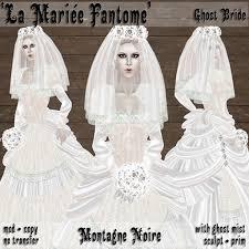 Bride Halloween Costume Marketplace Montagne La Mariee Fantome
