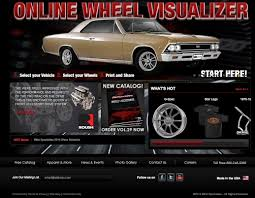 billet specialties wheel visualizer helps you make the decision