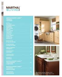 Martha Stewart Kitchen Cabinets Home Depot Home Depot Catalogue September 1 U2013 December 31 2016 Olflyers