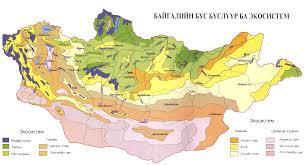 Mongolia On World Map Thematic Maps Of Mongolia Mongols Eu