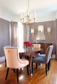 impressive tufted dining chairs with nailheads decorating ideas