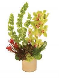 florist ocala fl modern green arrangement in ocala fl blue creek florist