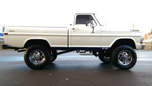 1970 ford f100 custom sport 4x4 short bed highboy extremely rare
