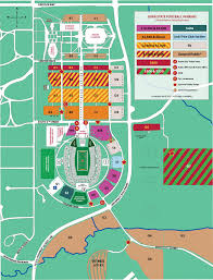 University Of Tennessee Parking Map iowa state athletics