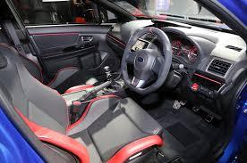 subaru rsti interior car picker subaru levorg interior images