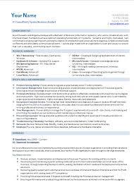 Ba Resume Sample by It Graduate Resume Template Melbourne Resumes