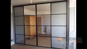 diy door frame diy fitted wardrobes sliding doors home interior furniture