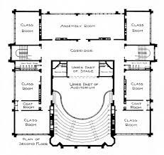 second floor plan knowlton digital library floor