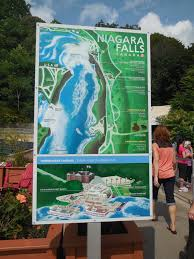 Niagara Falls Canada Map by Canadian Side Of Niagara Falls What To Know Before You Go