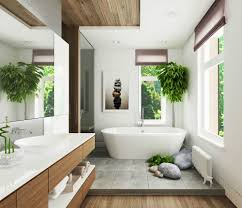 Designer Bathroom Sets Modern Bathroom Design Ideas Using A Wooden Accent As The Main