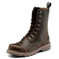 best street riding boots new men women protective motorcycle boot ankle botas cowhide leather