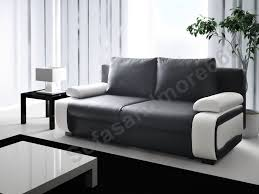 Cheap New Leather Sofas Sofa Endearing Leather Sofa Bed Cream Trendy 2 Photos Of