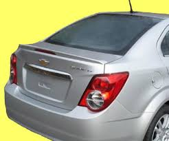 2015 chevy sonic tail light chevrolet sonic flush mount with light painted rear spoiler 2012