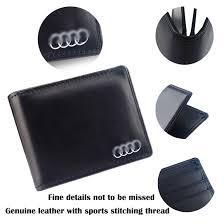 audi purse license bag wallet purse car logo driver license package for audi