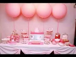 Baby Shower Decorations For A Girl Ideas at Best Home Design 2018 Tips