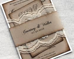 wedding invitations rustic wedding invitations boho wedding