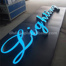 best price of merry led sign used outdoor lighted signs