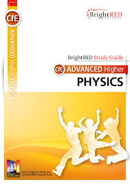 brightred publishing bright red study guide cfe advanced higher