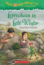 magic tree house thanksgiving on thursday leprechaun in late winter by mary pope osborne scholastic