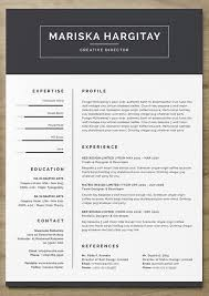 free word resume template 25 free resume templates to help you land the you need right now