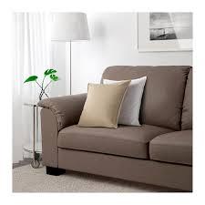 Sofa Under Cushion Support Tidafors Sofa Dansbo Medium Brown Ikea