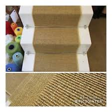 14 step handmade sisal seagrass natural crucial trading stair