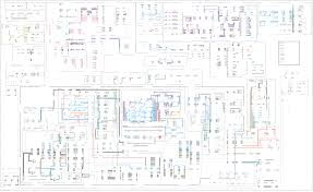416c 426c and 436c backhoe loader electrical system schematic s