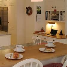 desk in kitchen design ideas family kitchen design ideas