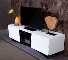 tv unit with glass doors white high gloss tv stand vg 102 tv stands