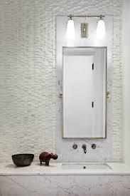 Narrow Powder Room - tiny powder rooms baxt ingui