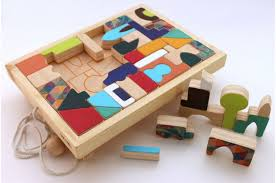 Babies Wooden Toy by