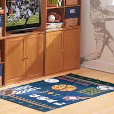 Sports Area Rug Homey Sports Area Rugs Beautiful Rug For Kid S Bedroom Decor