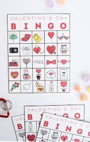 valentines bingo and loisfree printable s day bingo and lois