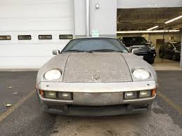 porsche home garage garage find porsche 928 chicago car club the nation u0027s premier