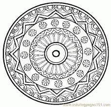 free printable mandala coloring site image mandala online coloring