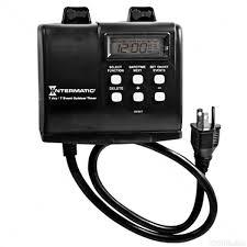 intermatic hb880r heavy duty mechanical timer