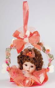 59 best doll ornaments images on