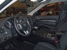 interior view the dodge ram 1500 special service vehicle
