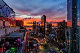 Top 10 Rooftop Bars New York 21 Rooftop Bars In Nyc With Epic Skyline Views